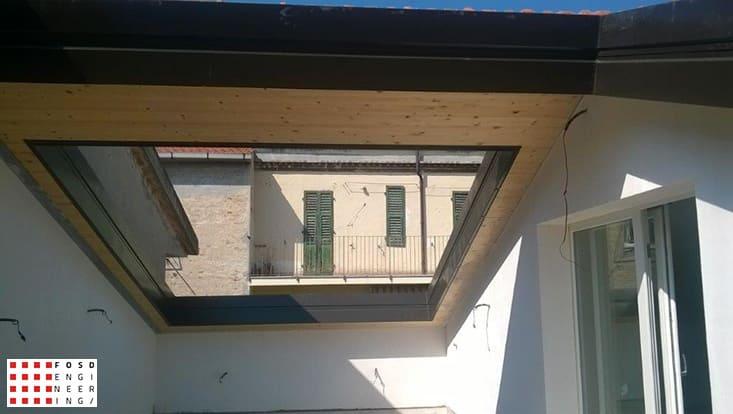 Fosd Engeneering Ingegneria Legno Calcolo Strutturale Progettazione Progetti 2017 Copertura in legno Ancona (3)