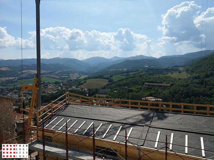 Fosd Engeneering Ingegneria Legno Calcolo Strutturale Progettazione Progetti 2018 Villa Unifamiliare Perugia (1)
