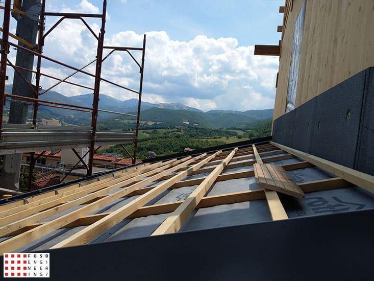 Fosd Engeneering Ingegneria Legno Calcolo Strutturale Progettazione Progetti 2018 Villa Unifamiliare Perugia (5)