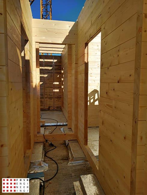 Fosd Engeneering Ingegneria Legno Calcolo Strutturale Progettazione Progetti 2018 Villa unifamiliare Repubblica di San Marino (1)