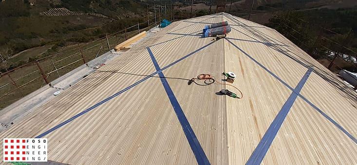Fosd Engeneering Ingegneria Legno Calcolo Strutturale Progettazione Progetti 2018 Villa unifamiliare Repubblica di San Marino (11)