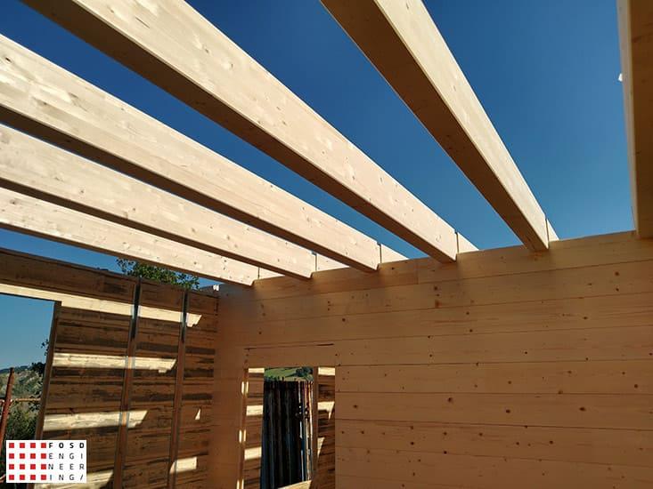 Fosd Engeneering Ingegneria Legno Calcolo Strutturale Progettazione Progetti 2018 Villa unifamiliare Repubblica di San Marino (6)