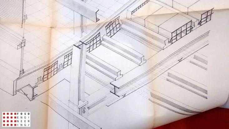Fosd Engeneering Ingegneria Legno Calcolo Strutturale Progettazione Progetti 2018 scuola collodi ancona14