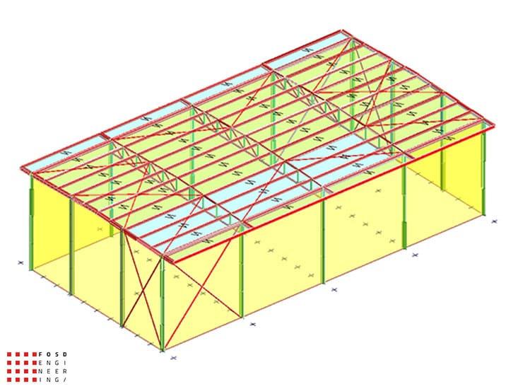 Fosd Engeneering Ingegneria Legno Calcolo Strutturale Progettazione Progetti 2018 scuola collodi ancona18