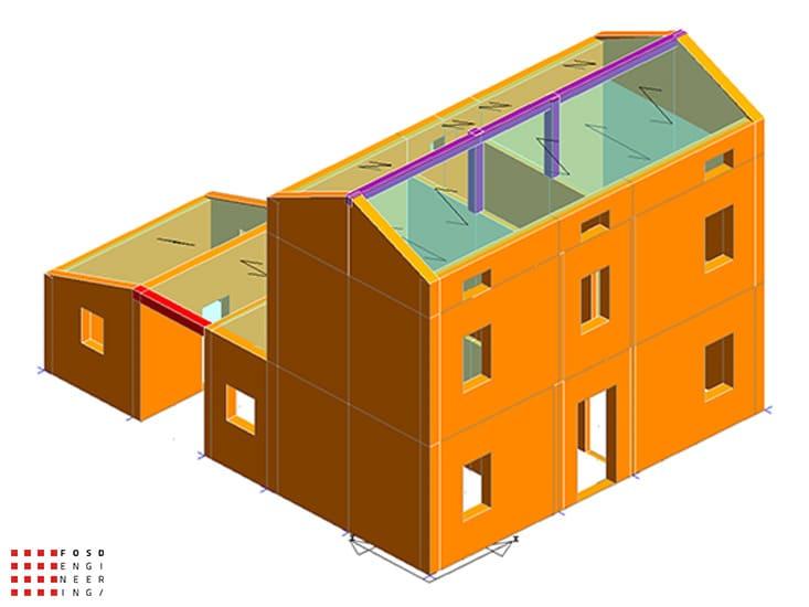 Fosd Engeneering Ingegneria Legno Calcolo Strutturale Progettazione Progetti 2019 sismabonus vulnerabilità bologna1