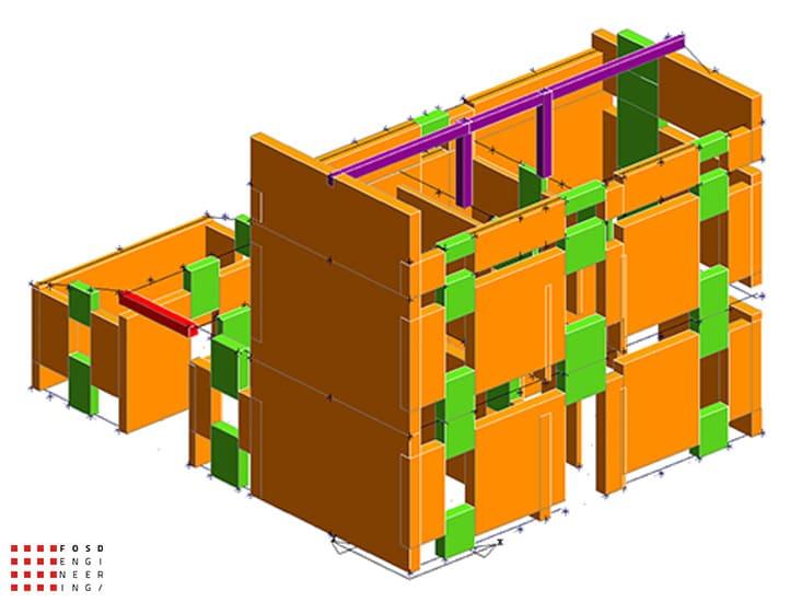 Fosd Engeneering Ingegneria Legno Calcolo Strutturale Progettazione Progetti 2019 sismabonus vulnerabilità bologna4