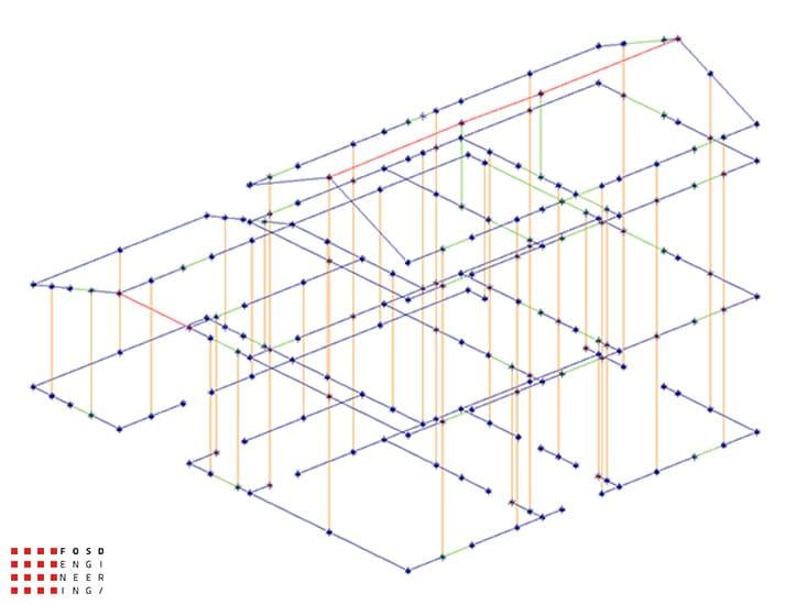 Fosd Engeneering Ingegneria Legno Calcolo Strutturale Progettazione Progetti 2019 sismabonus vulnerabilità bologna5