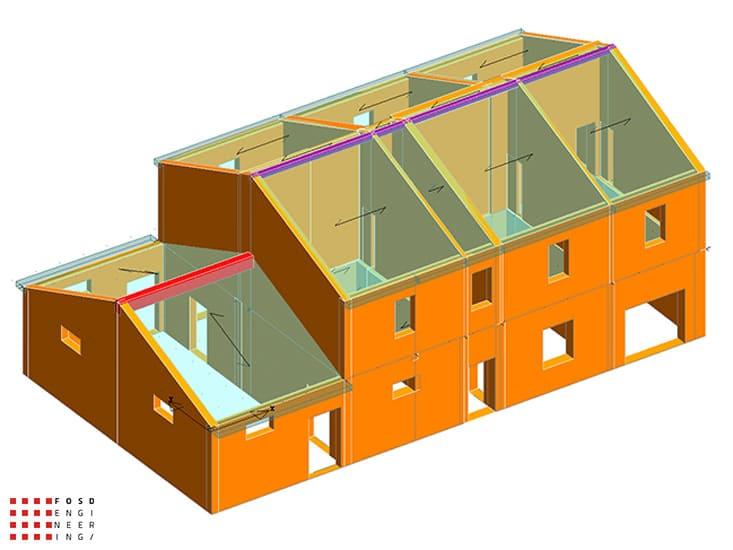 Fosd Engeneering Ingegneria Legno Calcolo Strutturale Progettazione Progetti 2020 vulnerabilità sismabonus muratura pesaro 7